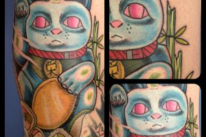 KEVIN COLE TO BE GUEST AT INK&DAGGER TATTOO